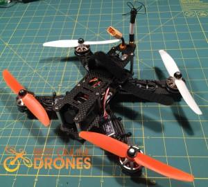 Quadcopter, QAV210, Best Online Drones, Drone Racing
